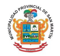 Municipalidad Provincial de San Martín